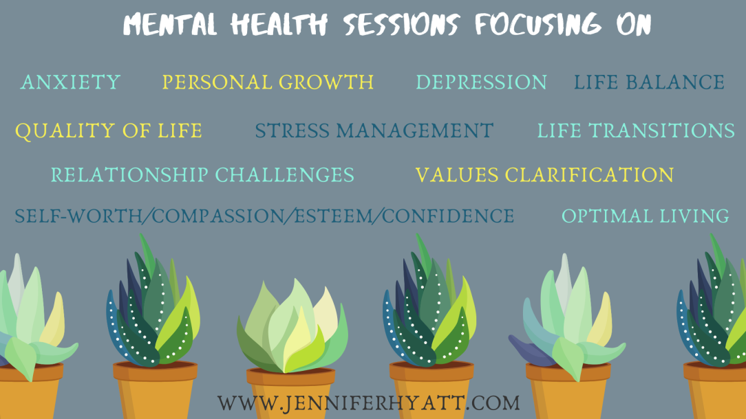 Telemental Health sessions focusing on